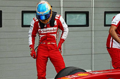Korean GP: Fernando Alonso not expecting Ferrari race-day surge