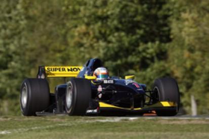 Brno Auto GP: Narain Karthikeyan stays on top in practice two