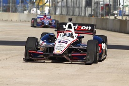 Will Power quickest in delayed Houston IndyCar opening practice