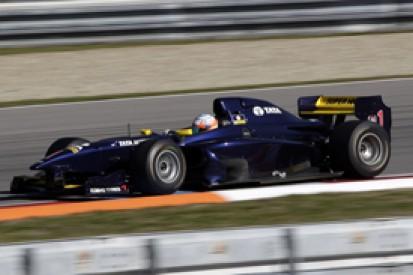 Auto GP Brno: Narain Karthikeyan sets Brno first-practice pace