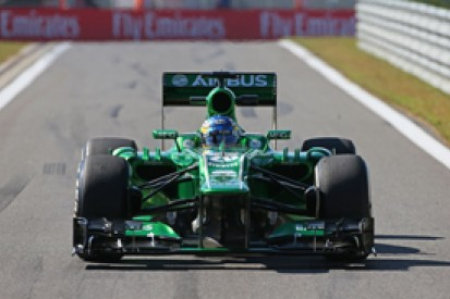 Korea GP: Charles Pic reprimanded for missing weighbridge