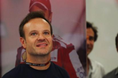 Sauber considering Rubens Barrichello for 2014 Formula 1 seat