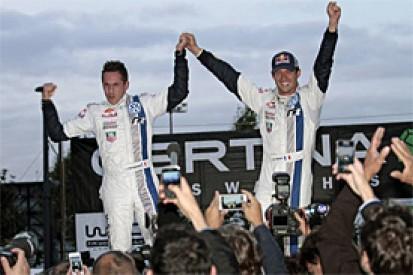 Rally France: Sebastien Ogier secures first WRC title
