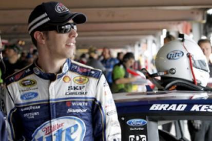 NASCAR Sprint Cup champion Brad Keslowski extends Penske deal