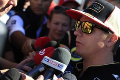 Korean GP: Kimi Raikkonen has no doubt he will be fit to race