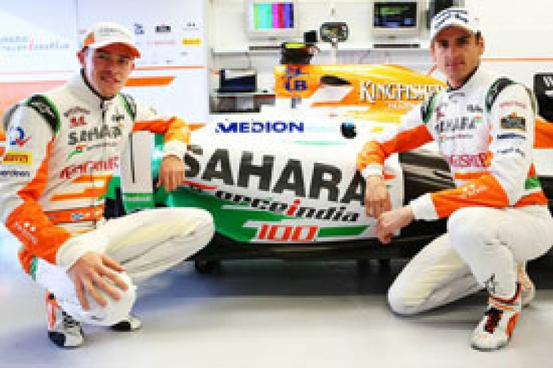 Force India in no rush to finalise F1 2014 driver line-up