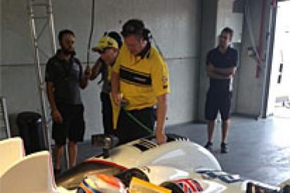Formula 3 racer Harry Tincknell impresses in Jota LMP2 test