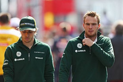 Caterham F1 duo relaxed about future amid Kovalainen talk