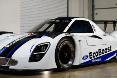 Ford designing Prototype bodywork for United SportsCar Championship