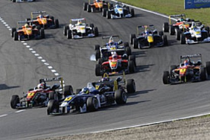 European F3 championship introduces rookie class for 2014