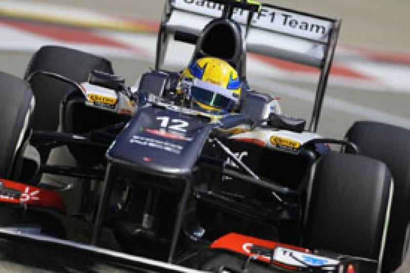 Esteban Gutierrez sure he can build on F1 Singapore breakthrough
