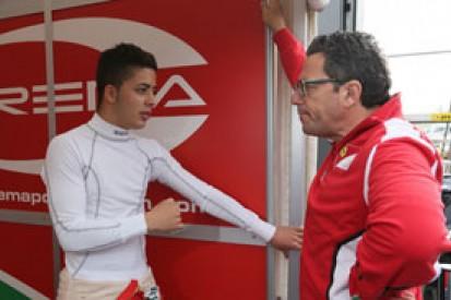 Ferrari's latest protege Antonio Fuoco set for 2014 European F3
