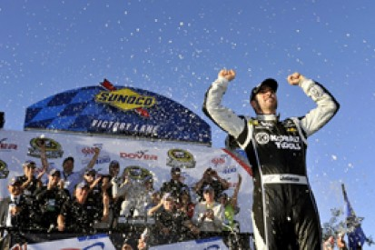 Dover NASCAR: Jimmie Johnson breaks record with first 2013 Chase win