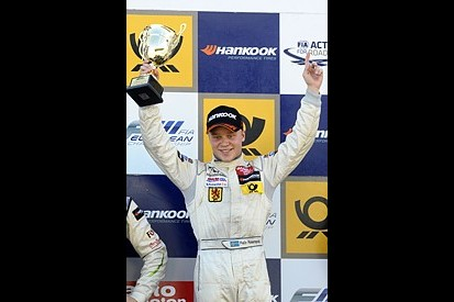 Zandvoort European F3: Rosenqvist wins, Marciello crashes out