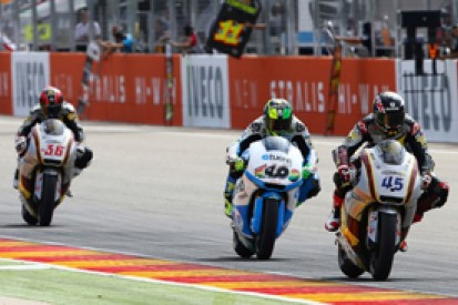 Scott Redding protects Moto2 lead over Pol Espargaro at Aragon