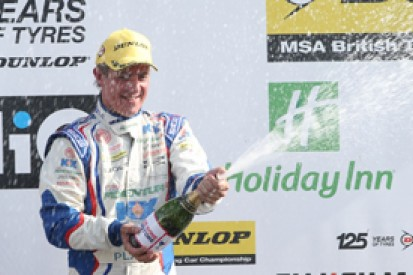 Silverstone BTCC: Jason Plato dominates race one in MG one-two