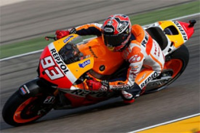 Aragon MotoGP: Marc Marquez secures third consecutive pole