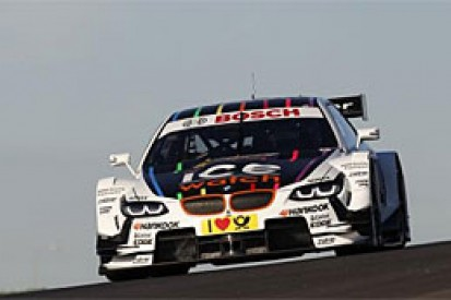 Zandvoort DTM: Wittmann beats title contenders to pole position