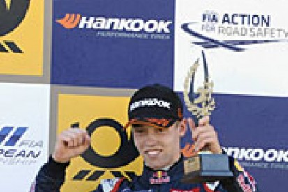 Zandvoort European F3: Kvyat takes maiden victory in race one