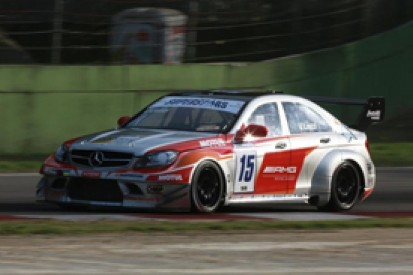 Imola Superstars: Tonio Liuzzi dominates practice sessions