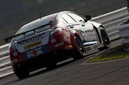 Silverstone BTCC: Jason Plato leads the way in practice
