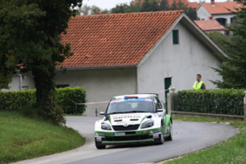 Croatia ERC: Jan Kopecky seals European Rally Championship title