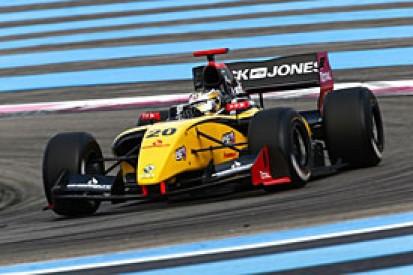 Paul Ricard FR3.5: Magnussen beats Vandoorne in practice