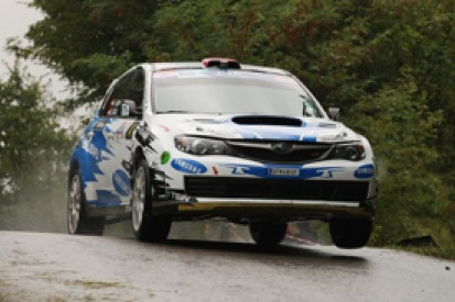 Croatia ERC: Andreas Aigner takes shock lead