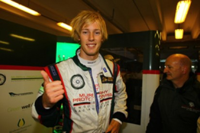 Brendon Hartley in line for 2014 Porsche LMP1 Le Mans and WEC seat