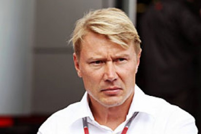 Two-time F1 world champion Hakkinen to contest GT Asia round