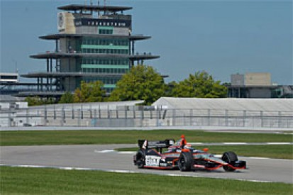 AJ Foyt against Indianapolis road course race for IndyCar