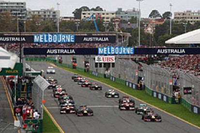 Australian GP boss confident of new F1 contract