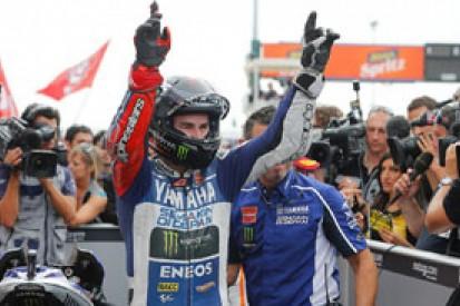 Jorge Lorenzo says Yamaha has hit 'new level' in MotoGP title race