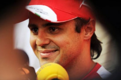 Felipe Massa says he is revelling in the fight to secure F1 future