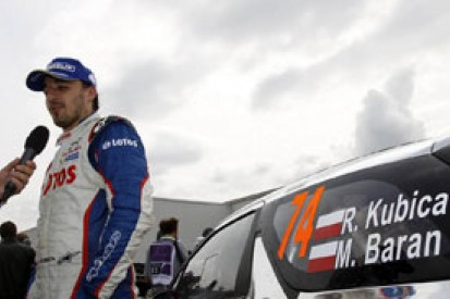 Robert Kubica set for 2014 WTCC outings with Citroen