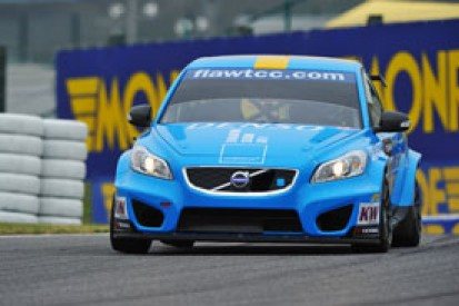 Volvo back in the WTCC for Shanghai round