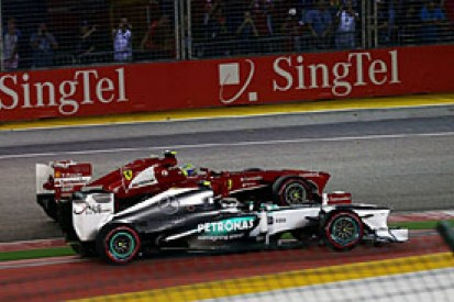 Mercedes: we must beat Ferrari to second in F1 standings