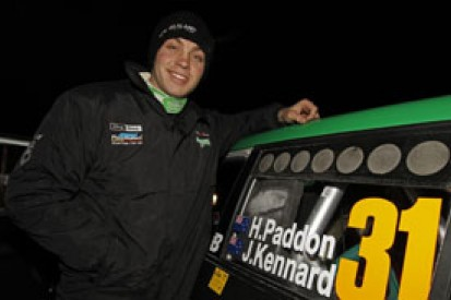 Hayden Paddon to make WRC debut with M-Sport in Rally of Spain