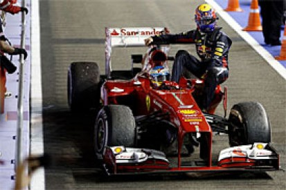 Webber denies he interacted with marshals in 'taxi ride' incident