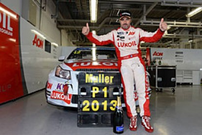 Yvan Muller says fourth WTCC title is the sweetest yet