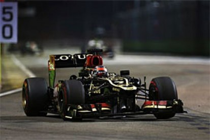 Lotus believes it can fight at the front in F1 season run-in