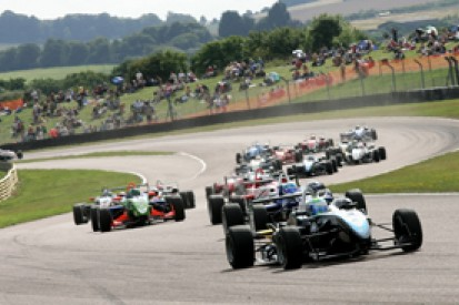 British F3 adds Thruxton to expanded 2014 calendar