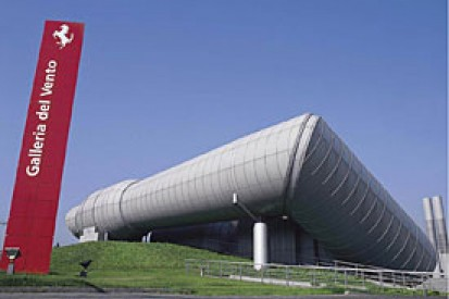 Ferrari F1 team ready to re-open its windtunnel in October
