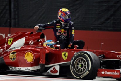 Singapore GP: Red Bull critical of Mark Webber taxi ride penalty