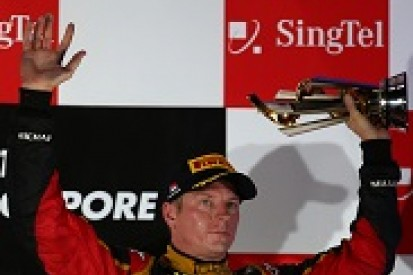 Singapore GP: Kimi Raikkonen says back pain no problem in race