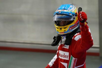 Singapore GP: Fernando Alonso says Ferrari had 'nothing to lose'