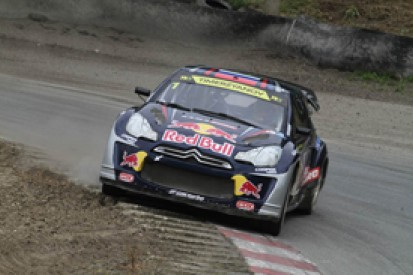 Hvaal wins, Timerzyanov secures European Rallycross title