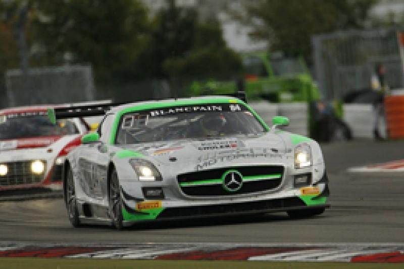 Nurburgring Blancpain: HTP Mercedes wins to crown Buhk champion