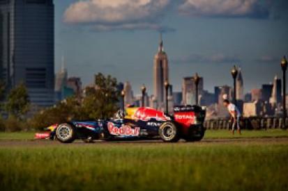 Door left open for New Jersey F1 race on 2014 grand prix calendar