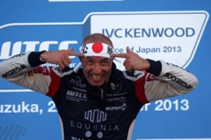 Suzuka WTCC: Tom Coronel defeats Mehdi Bennani in BMW win battle